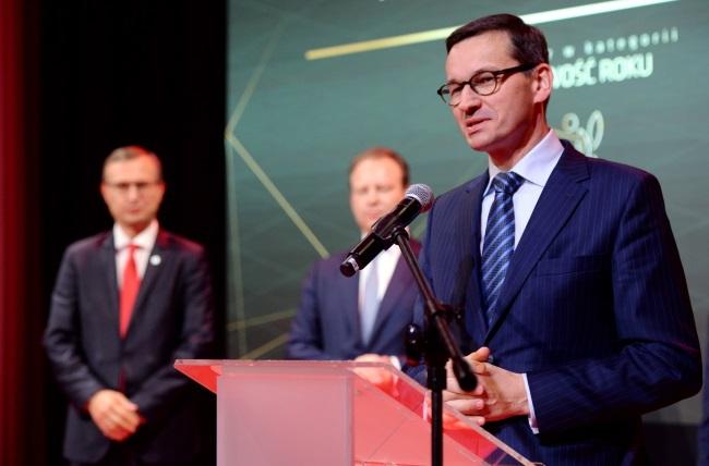 Mateusz Morawiecki. Photo: PAP/Jacek Turczyk