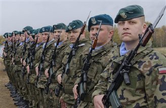 Czechs to back Polish call for NATO bases: report