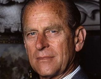 Prince Philip in Polish research student gaffe