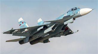 Rosja traci w wypadku kolejny myśliwiec w Syrii