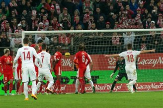 Poland draws with Switzerland in end-of-year friendly