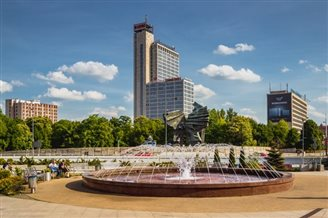 Katowice – a city of music