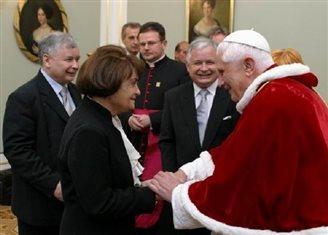 Heute vor fünf Jahren verstarb Jadwiga Kaczyńska