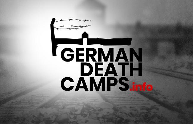 Logo serwisu GermanDeathCamps.info