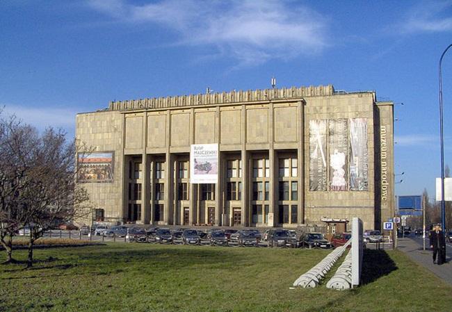 National Museum in Kraków. Photo: Marcin Zieliński/Wikimedia Commons (CC BY 2.5)