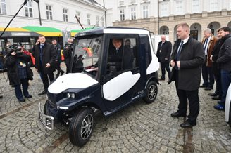 E-vehicles conference in Warsaw