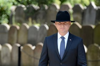 Poland among safest European countries for Jews: Holocaust foundation chief