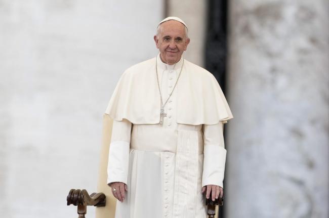 Папа Римский Франциск. Фото: PAP/EPA/GIORGIO ONORATI