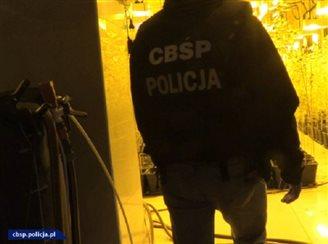 Polish police detain pair in drug-trafficking probe