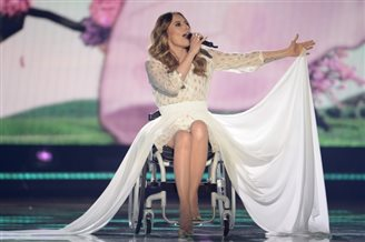 Kuszyńska moves on to Eurovision final