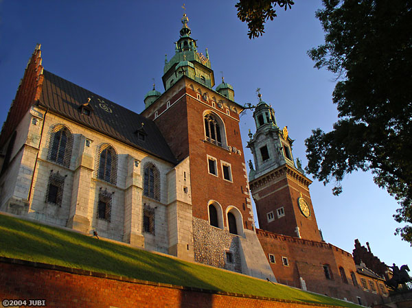Кафедральный собор на Вавеле, Краков