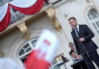 I will support changes which help ordinary people: Duda