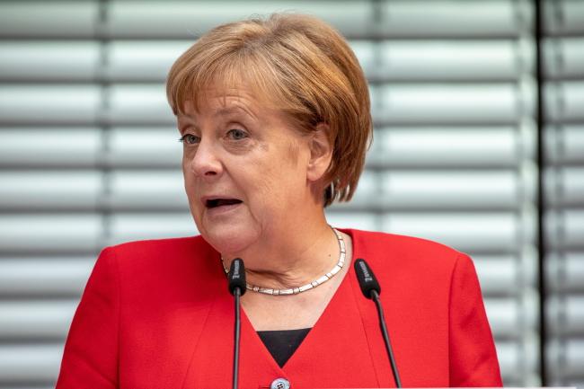 Канцлерка Німеччини Анґела Меркель