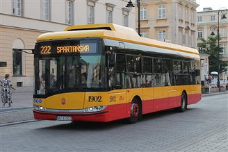 3,500 eco-friendly buses to hit Polish streets over next decade: report