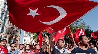 Prezydent Recep Tayyip Erdogan wygrał wybory