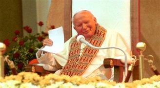 Erinnerungen an den Papst