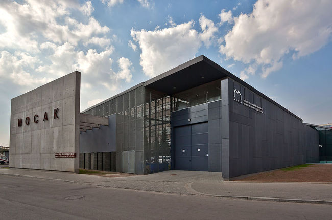 The Museum of Contemporary Art in Kraków. Photo: wikimedia commons/R. Sosin