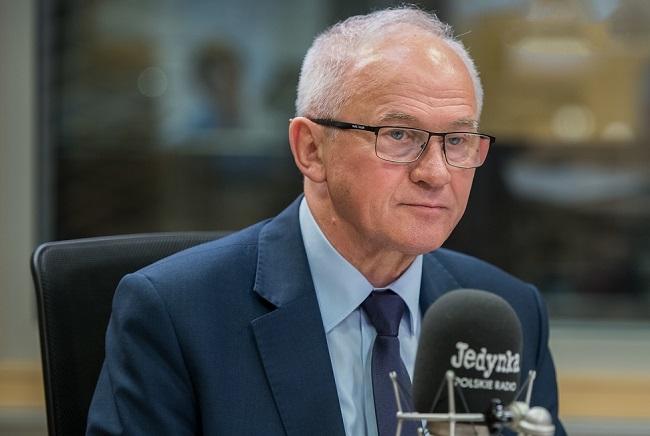 Polish Energy Minister Krzysztof Tchórzewski