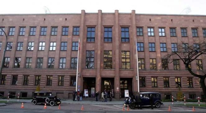 Будинок польського Міністерства закордонних справ