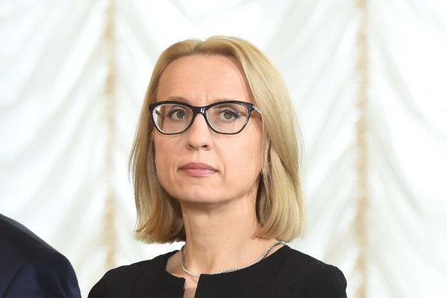Teresa Czerwińska. Photo: PAP/Radek Pietruszka