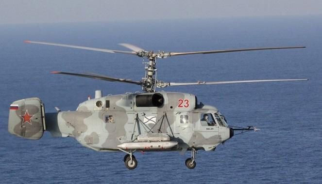 Гелікоптер Ка-29