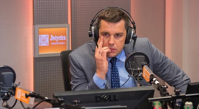Михал Рахонь. Фото: Wojciech Kusiński/Polskie Radio