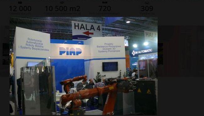 AUTOMATICON - крупнейшая в Польше ярмарка автоматики и измерительных приборов.