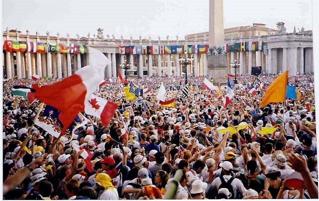 ŚDM w Rzymie 2000 r.