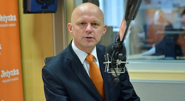 Министр финансов Польши Павел Шаламаха.