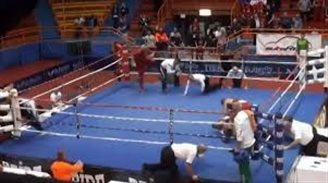 Polish referee takes brutal beating at boxing championships