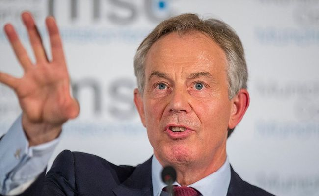 Tony Blair. Photo: wikimedia commons/Mueller