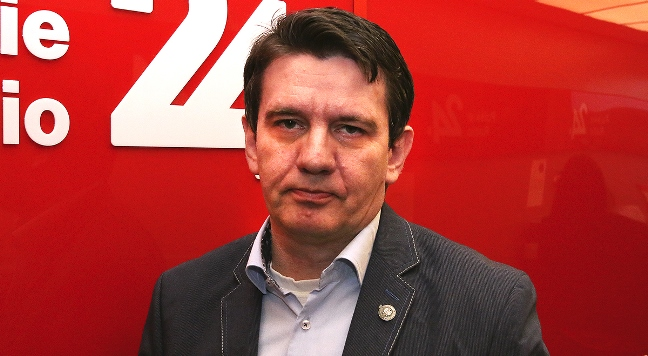 Piotr Bączek, szef SKW