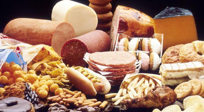 Польские продукты питания.
