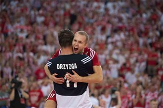 Volleyball: Poland beat Iran by a whisker in 2nd round cliffhanger