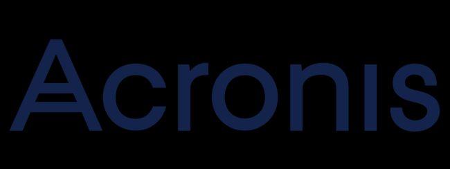Логотип фирмы Acronis