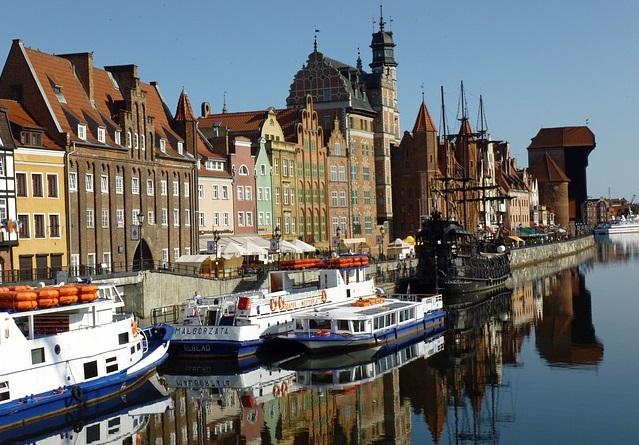 Gdańsk. Photo: pixabay.com