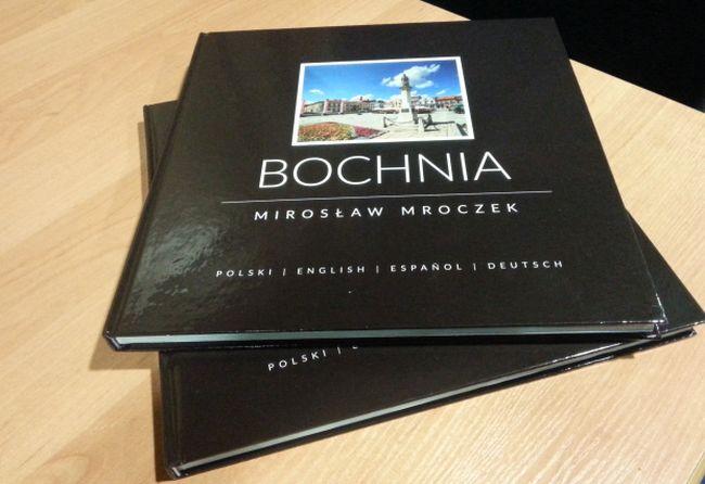 Альбом - Бохня в фотографиях Мирослава Мрочека.