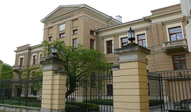 Окружной суд Люблин-Запад, который поставновил задержать на три месяца четырех подозреваемых украинцев