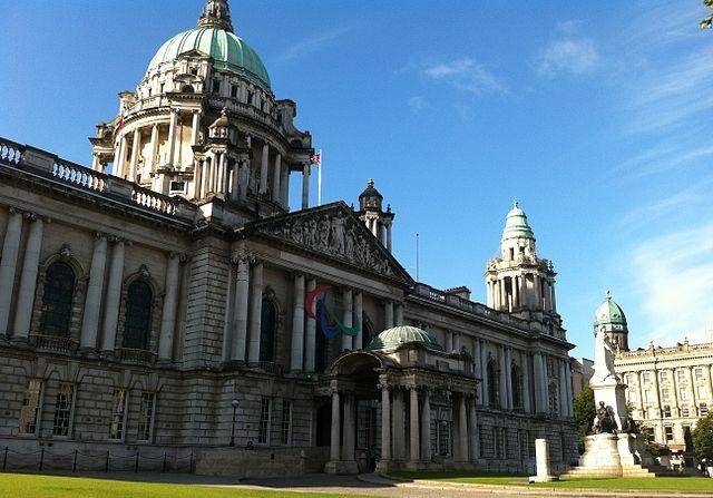 Belfast City Hall. Photo: Keith Ruffles/Wikimedia Commons (CC BY 3.0)