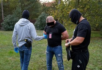 Polish police in major drugs bust