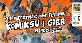 Łódź po raz kolejny stała się światową stolicą komiksu