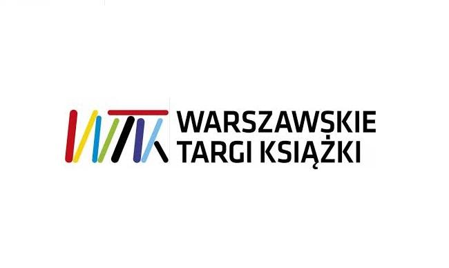 Логотип Варшавской книжной ярмарки.