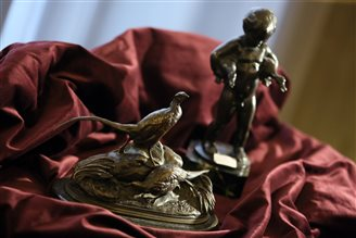Stolen art treasures returned to Poland