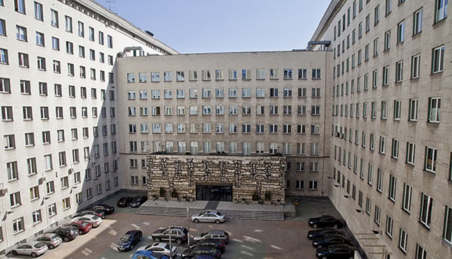 The Warsaw headquarters of the National Bank of Poland. Photo: Wikimedia Commons