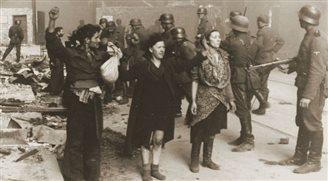 Der Aufstand der Juden im Warschauer Ghetto