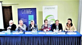 Місце України в системі регіональної беезпеки в Східній Європі