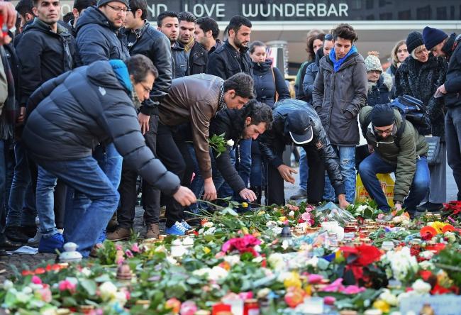Берлін після терактів