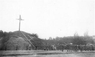 У Менску працуе выстава пра І-ы Польскі корпус у Бабруйскай крэпасьці (ФОТА)
