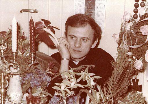 Jerzy Popiełuszko. Photo: Andrzej Iwański via Wikimedia Commons