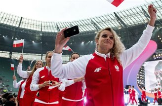 Poland opens World Games in spectacular style